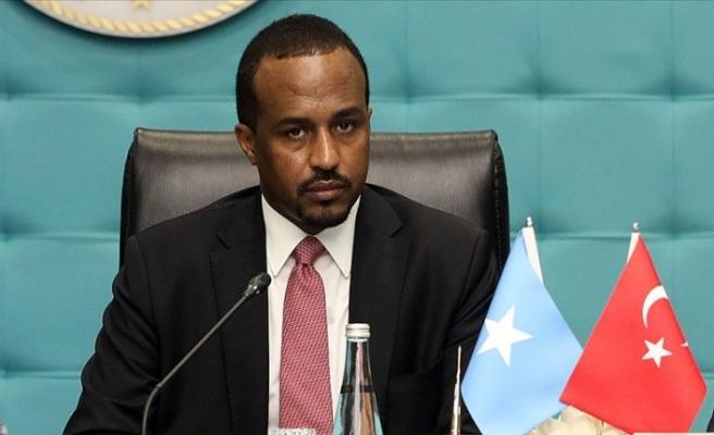Somali Kalkınma Bakanı'ndan Türk yatırımcılara teşekkür