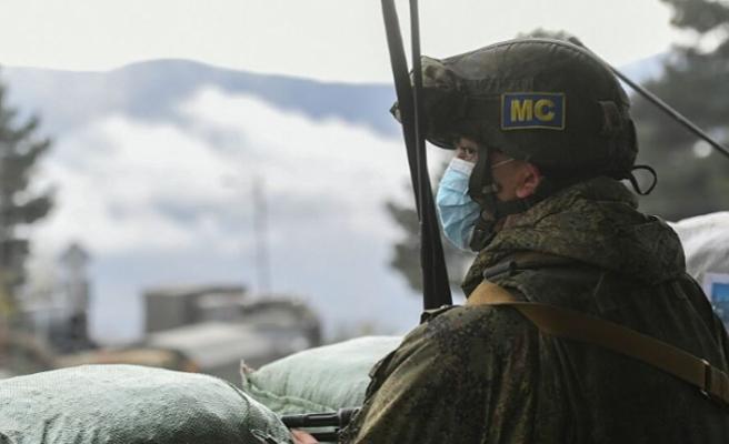 Rusya açıkladı: Son 24 saatte 490 sığınmacı Karabağ'a döndü