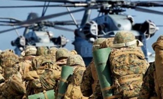 Suudi Arabistan ile ABD arasında askeri tatbikatı başladı