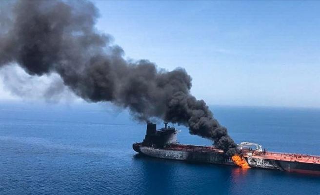 Suudi Arabistan tankerine saldırı!