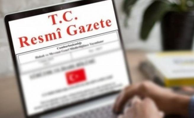 TBMM'nin Afganistan kararı Resmi Gazete'de