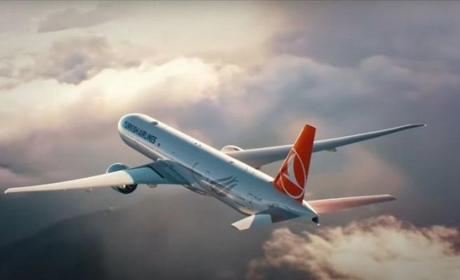 Uçuşların yasak olduğu İngiltere'ye THY'den  tahliye seferi