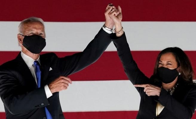 Time dergisi, Biden ve Harris'i 'Yılın Kişisi' seçti