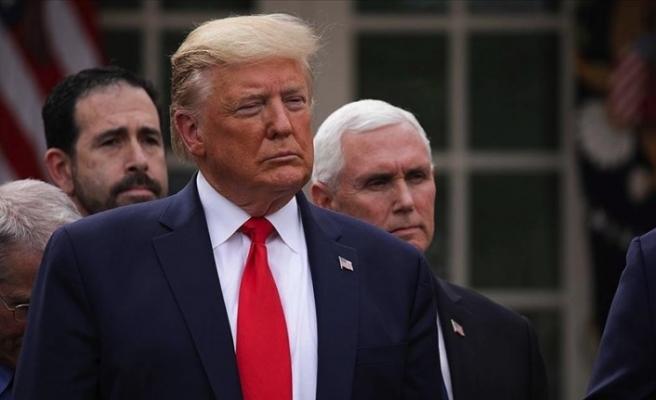 Trump 3 ülkenin liderine madalya verdi