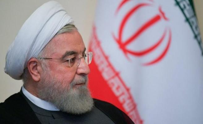 Trump'ın gidişi Ruhani'yi mutlu etti