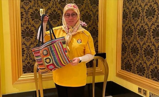 Türk tarihi ve kültürüne hayran bir Malezya Kraliçesi: Iskandariah
