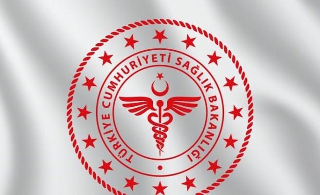 Bakanlık açıkladı, Türkiye'deki toplam Kovid-19 vaka sayısı