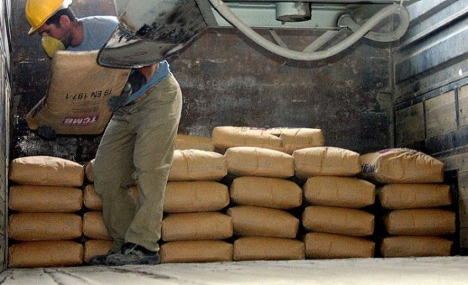 Türkiye 2020'de yaklaşık 1 milyar dolar çimento ihraç etti