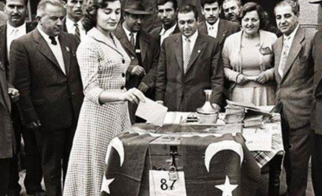Tarihte bugün (05 Aralık): Türkiye'de kadınlara seçme ve seçilme hakkı 1934 yılında verildi