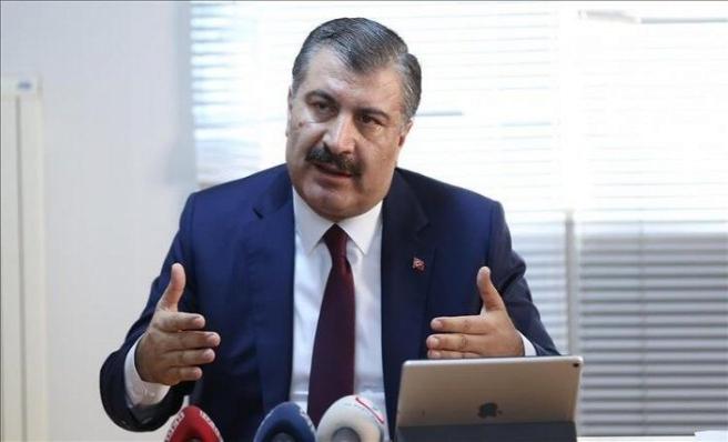 Fahrettin Koca mutasyonla ilgili konuştu: Türkiye'de rastlanmadı