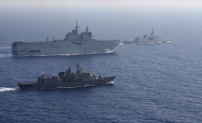 Türkiye'den Yunanistan'a Akdeniz uyarısı
