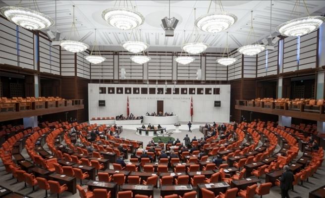 Üç bakanlığın 2021 bütçeleri TBMM'de kabul edildi