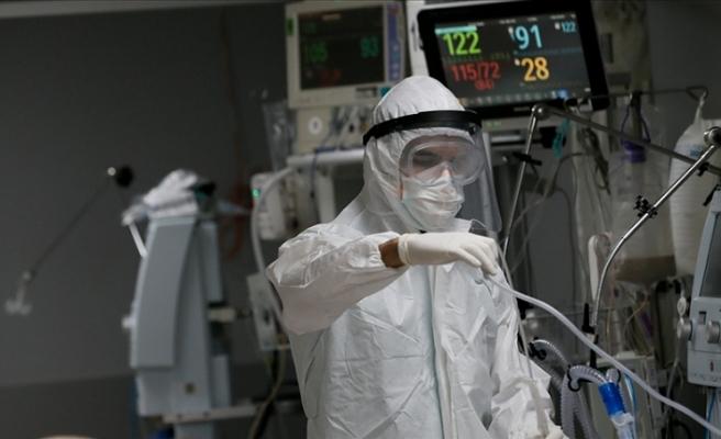 Koronavirüs tablosunda bugün 254 vefat var