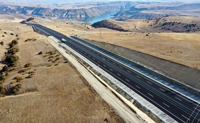 Yıllık 29 milyon lira tasarruf sağlayacak yol açıldı