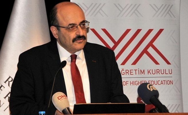 YÖK Başkanı Yekta Saraç'tan tepki çeken öğretim üyesi hakkında açıklama