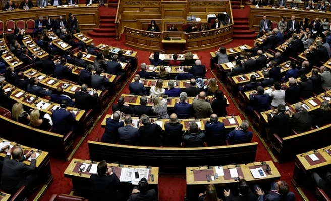Yunanistan 2020 savunma bütçesindeki silahlanma payını 5 kat artırdı