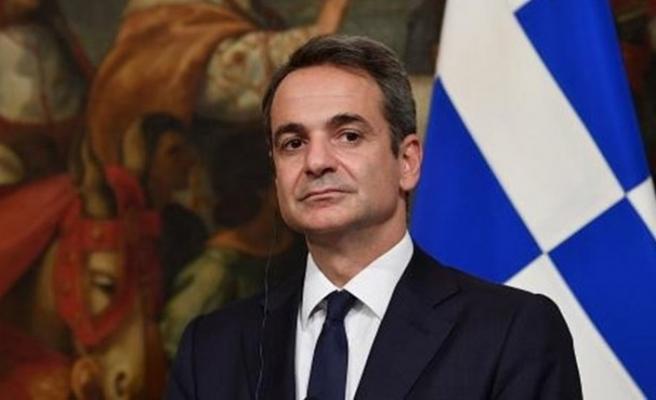 Yunanistan Başbakanı Miçotakis koronavirüs aşısı oldu