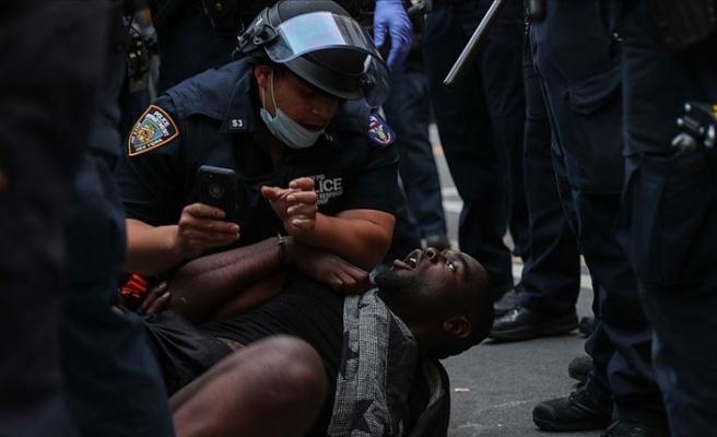 New York Başsavcılığından aşırı güç kullanan polisler için dava
