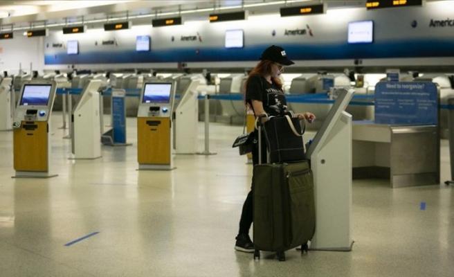 ABD'de havaalanlarında negatif test getirme zorunluluğu 26 Ocak'ta başlıyor
