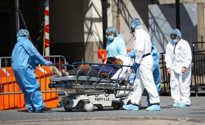 ABD'de Kovid-19 kaynaklı günlük ölümlerde en yüksek sayılara ulaşıldı