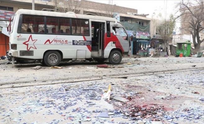 Afganistan'da bombalı saldırılar: 8 ölü, 4 yaralı