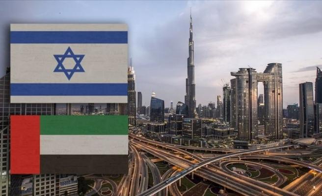 BAE ile İsrail arasında bir anlaşma da posta alanında