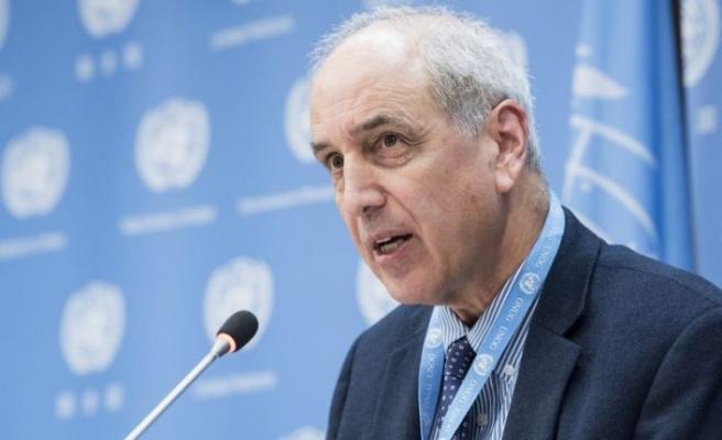 BM Özel Raportörü Michael Lynk İsrail'e eşit davranın çağrısı yaptı