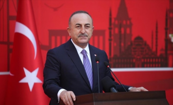 Çavuşoğlu, Türkiye'nin Karaçi Başkonsolosluğu'nun açılış töreninde konuştu