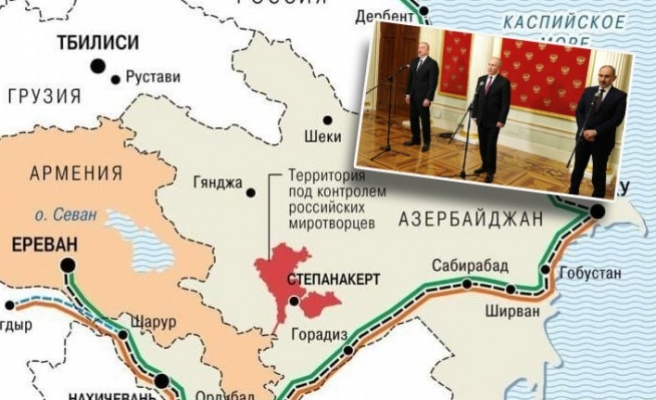 Tarihi harita ilk kez yayınlandı! Doğrudan Türkiye'ye bağlanıyor