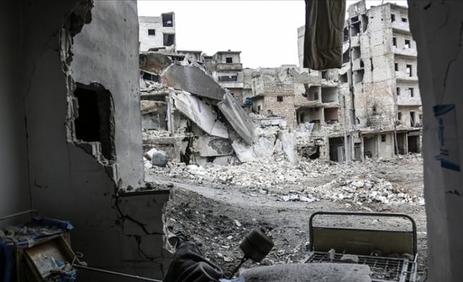 Esed rejiminin saldırılarında 2 sivil öldü