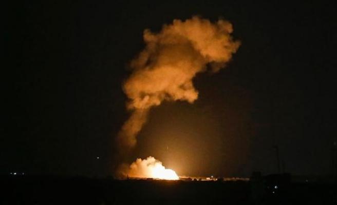 Esed rejimi: İsrail Deyrizor'a hava saldırısı düzenledi