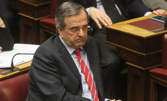 Eski Yunan Başbakan Samaras: İstikşafi görüşmeler AB yaptırımlarının önünü kesti