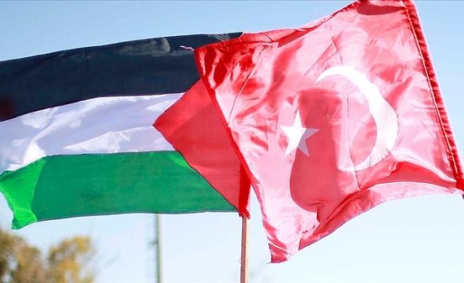 Fetih Hareketi Türkiye'ye Filistin'deki çalışmalarından ötürü teşekkür etti