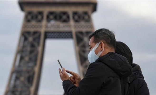Fransa'da son 24 saatte 21 bin 228 Kovid-19 vakası açıklandı
