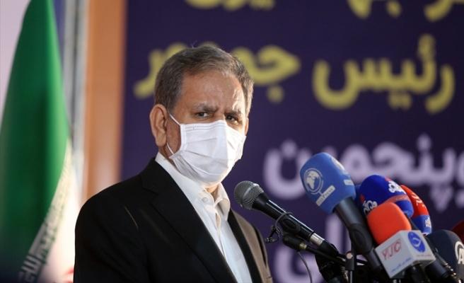 İran Cumhurbaşkanı Yardımcısı Cihangiri: ABD yaptırımlarının son günlerindeyiz