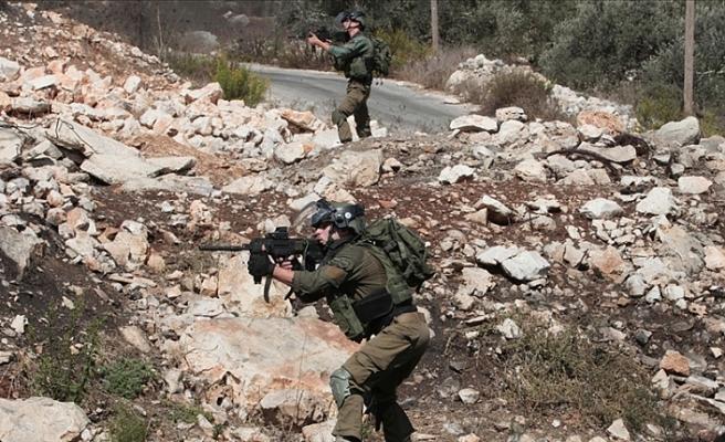 İsrail 41 Filistinliyi gözaltına aldı