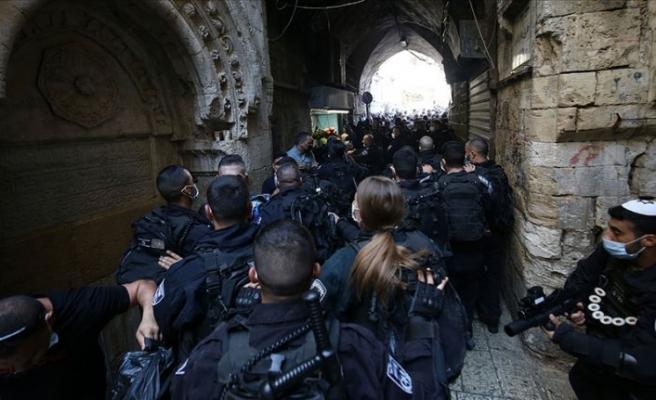 Filistin: İsrail'in amacı bölgeyi dini çatışmaya sürüklemek