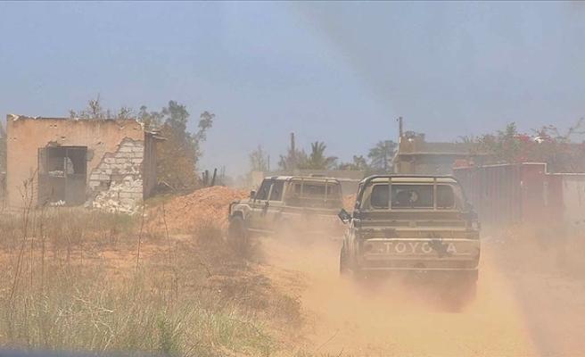 Libya'da paralı askerlerin çıkarılması çağrıları sürüyor