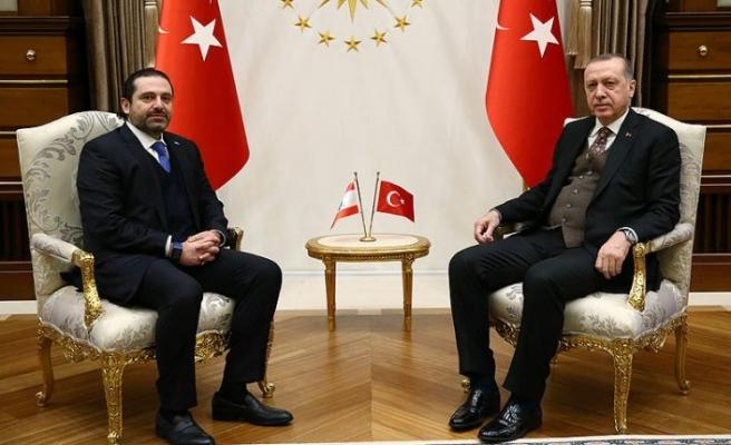 İlginç iddia! Hariri'nin Erdoğan ile görüşme amacı...