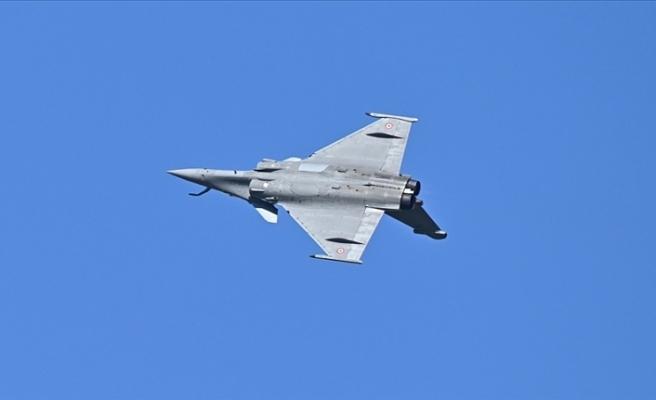 Yunan Parlamentosu, Fransa'dan Rafale savaş uçakları satın alınmasını onayladı