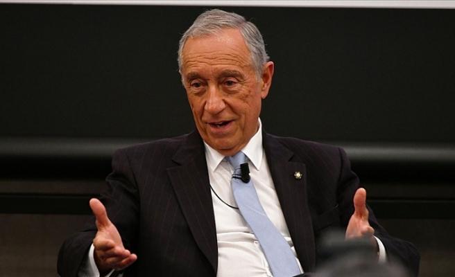 Portekiz'de Cumhurbaşkanı Marcelo Rebelo de Sousa seçimi yeniden kazandı