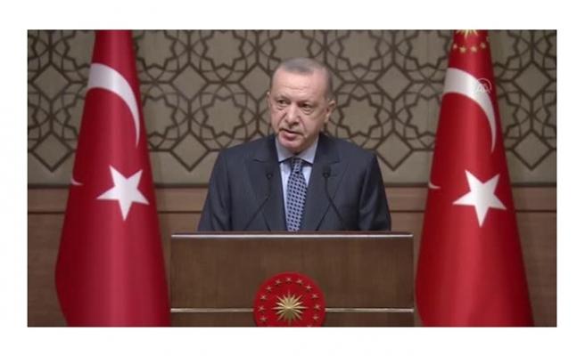 Cumhurbaşkanı Erdoğan: Sanal dünyada da terör propagandasına müsaade edemeyiz