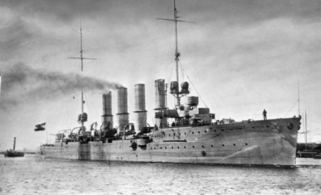 Tarihte bugün (20 Ocak): Osmanlı'nın 1. Dünya Savaşı'na damga vuran gemisi battı