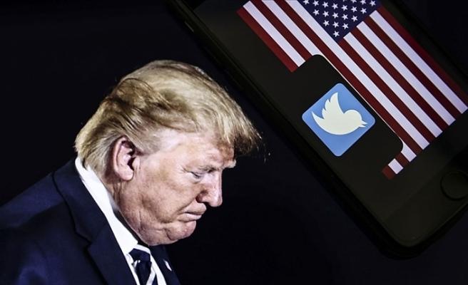 Hesapları kapanan Trump'a yeni sosyal medya arayışı durduruldu