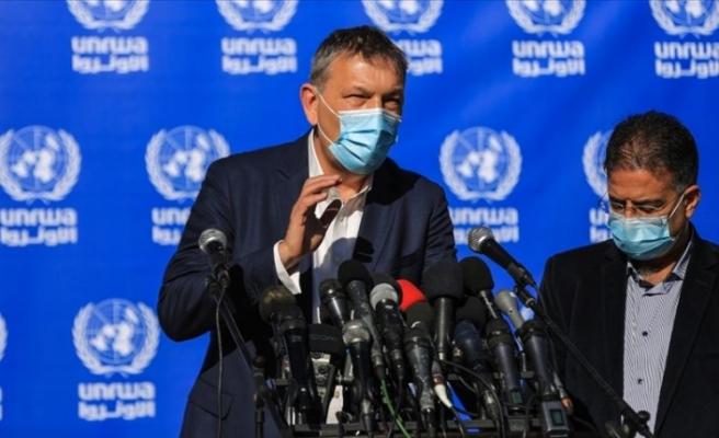 UNRWA Biden yönetimiyle iş birliği istiyor