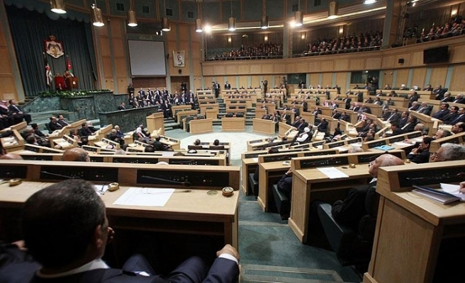 Ürdün'de hükümete oy çokluğuyla güvenoyu
