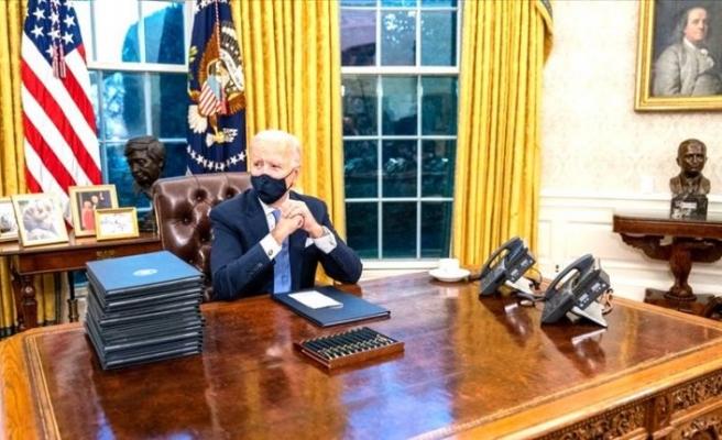 ABD Başkanı Joe Biden cuma günü Teksas'a gidiyor