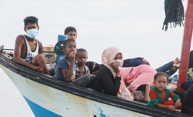 BM'den mahsur kalan Arakanlıların kurtarılması için çağrı