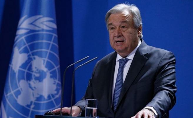 BM Genel Sekreteri Guterres'ten 'aşırı sağ' uyarısı