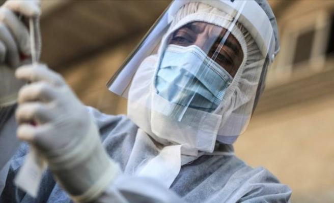 Filistin'de bir bakan ve hükümet sözcüsü koronavirüse yakalandı